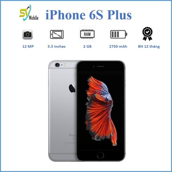 [Trả góp 0%]Điện Thoại Apple iPhone 6S PLUS 16 GB- 32 GB- 64 GB. Mới 98% -Nguyên Zin Quốc Tế, Full Chức Năng