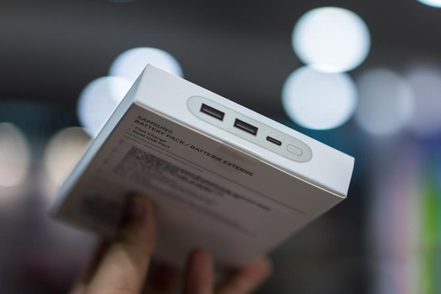 Pin Sạc Dự Phòng Samsung EB-P1100 10000mAh - Type C