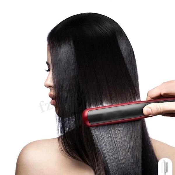 Lược điện chải thẳng tạo kiểu mượt mà mềm mại cho tóc ASL-908 nhập khẩu