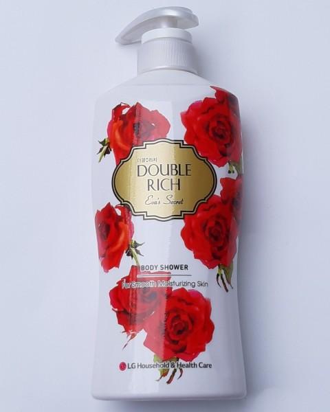 Sữa tắm DOUBLE RICH EVA'S SECRET Hương hoa hồng quyến rũ 550g giá rẻ