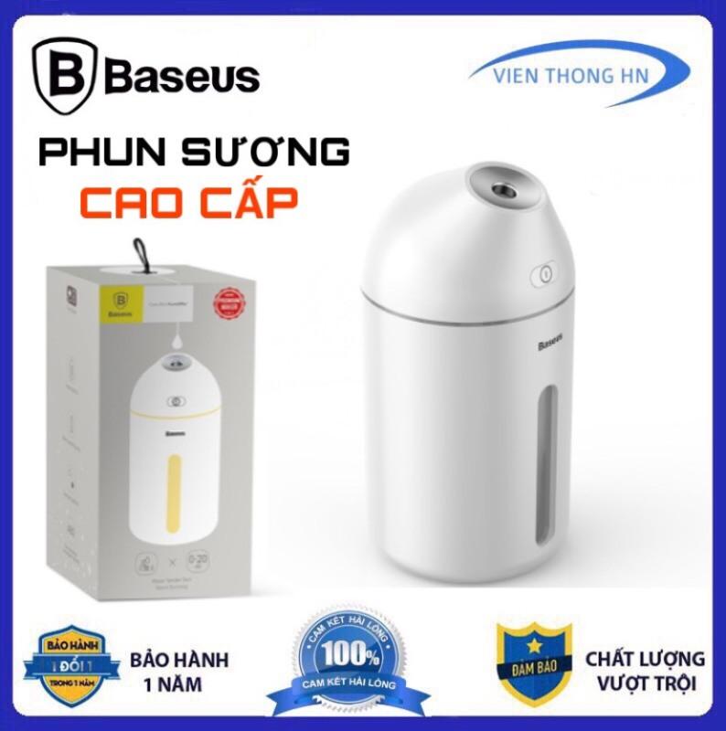 Baseus C9 320ml máy phun sương tinh dầu đa năng tạo độ ẩm chăm sóc da thương hiệu cao cấp dung tích - Vien Thong HN