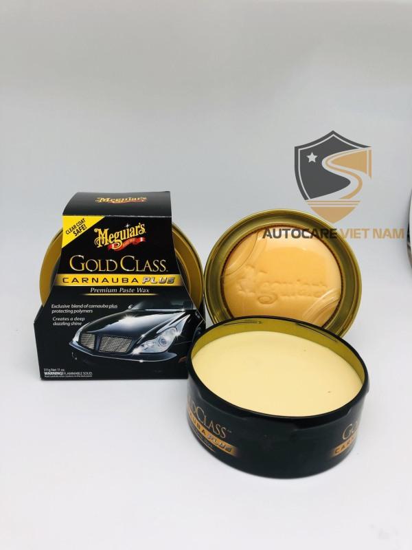 Sản Phẩm Phủ Bóng Bề Mặt Sơn Cao Cấp Meguiars Gold Class Paste Car WAX