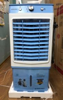 Quạt điều hòa 45L thương hiệu Mitsucools Nhật Bản- Máy làm mát không khí 45L giải pháp thay thế điều hòa tiết kiệm điện bằng 1 20 điều hòa- Quạt điều hòa hơi nước tiết kiệm điện- Bảo hành 1 năm thumbnail