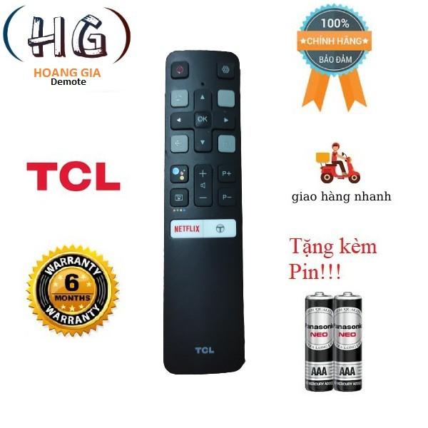 Bảng giá Điều Khiển Remote Tivi Tcl Smart Voice Có Giọng Nói