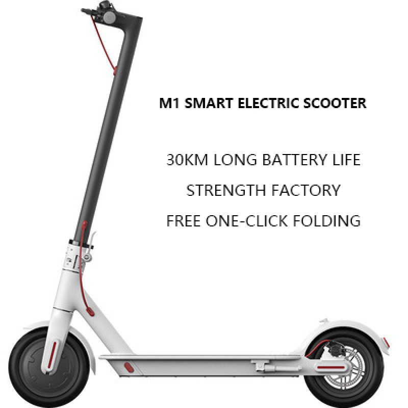 Mua Xe điện gấp 8,5 inch hợp kim nhôm hai bánh dành cho người lớn tiện dụng, nhẹ nhàng, thuận tiện đi lại tan sở và đi siêu thị