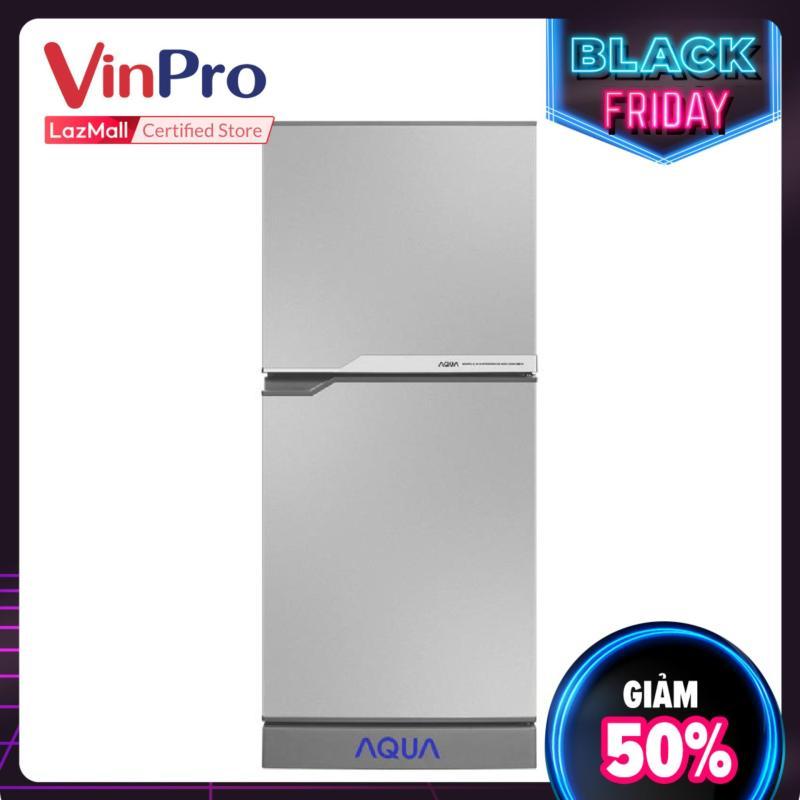 Tủ lạnh Aqua AQR-125EN (SS),123L