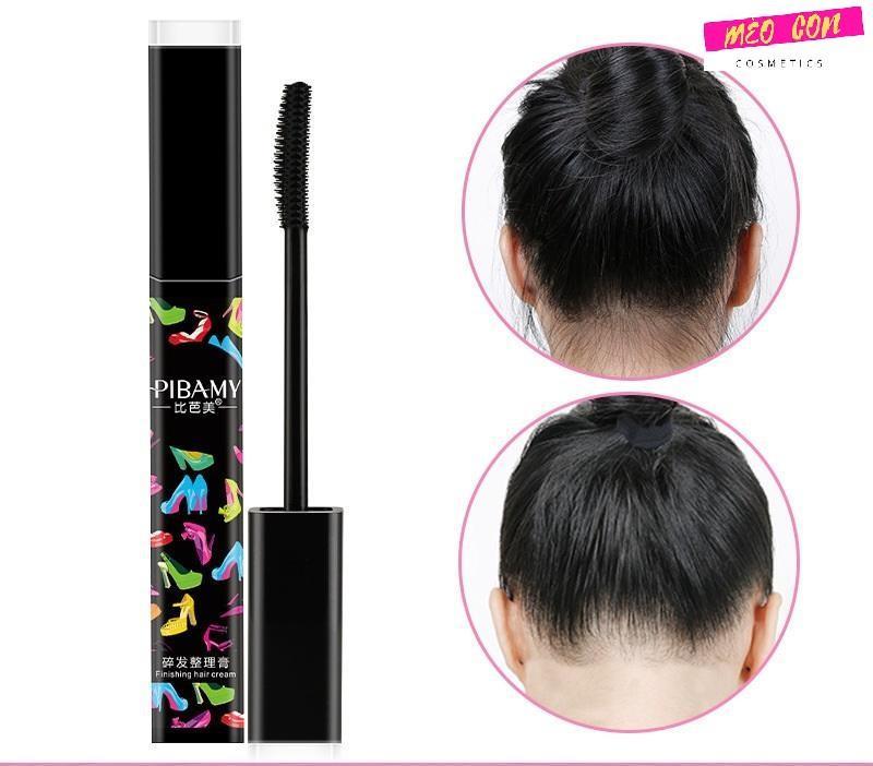 Mascara chải gọn tóc con vào nếp tiện lợi cho mái tóc gọn gàng xinh xắn