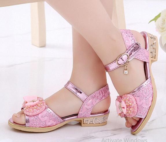 Sandal cho be yêu phong cách hàn quốc - SD02 giá rẻ