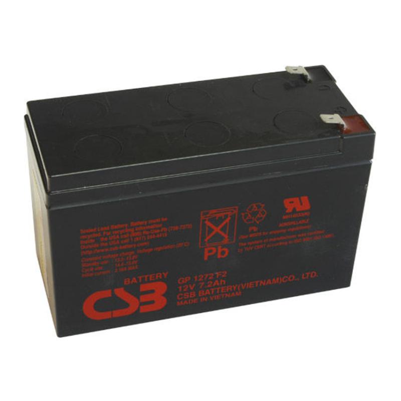 Bảng giá [SALE OFF] Ắc Quy Khí Kín CSB 12V7Ah GP1272 - Cho bộ lưu điện Phong Vũ