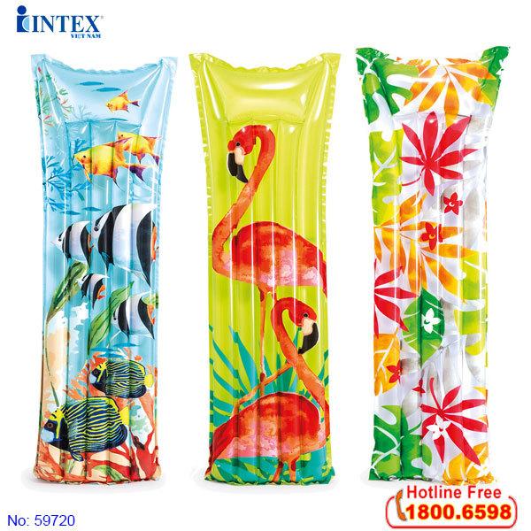 Phao bơi nằm INTEX 59720 - Phao bơi cho bé, Phao bơi trẻ em, người lớn