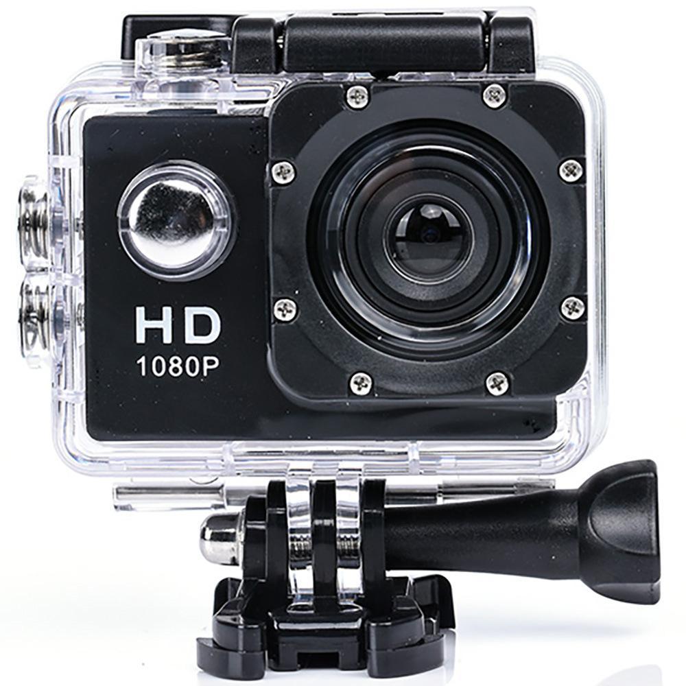 Camera Hành Trình Chống Nước Camera Hành Động HD 1080P Nhật Bản