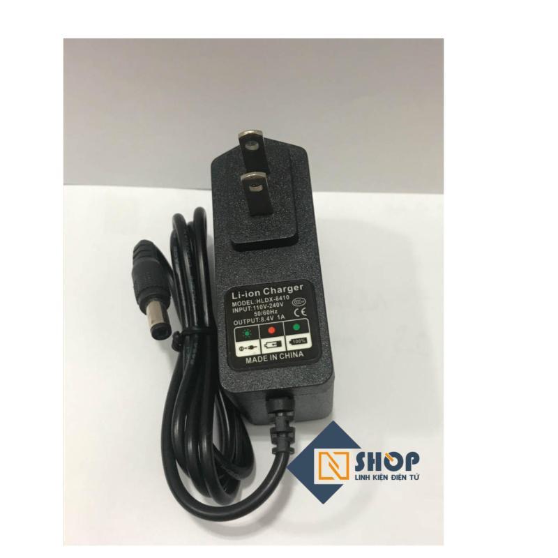 Giá Adapter Sạc Pin 2S 8.4V 1A
