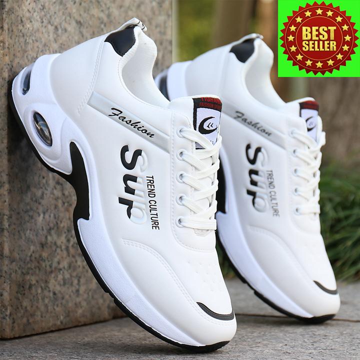 Voucher Khuyến Mãi Giày Thể Thao Nam Sneaker Hot Trend 2020 Hoàng Hà 888 - GN92, Kiểu Dáng Năng Động Trẻ Trung, Chất Liệu Cao Su Tổng Hợp Bền Đẹp, Êm Chân