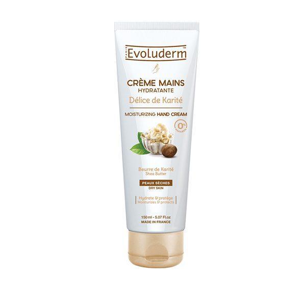 Kem dưỡng da tay Evoluderm Moisturizing Hand Cream 150ml