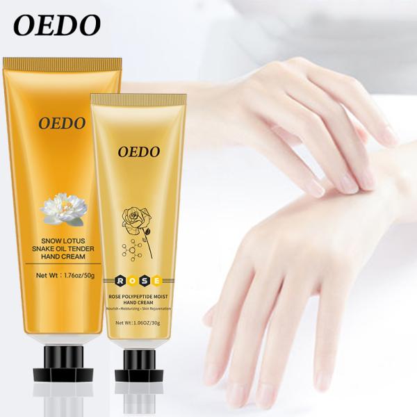 Kem dưỡng da tay OEDO kháng khuẩn chống nứt nẻ và lão hoa - INTL