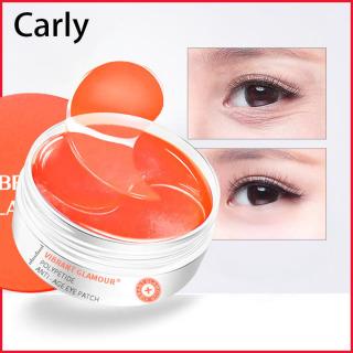 VIBRANT GLAMOUR 60 Miếng mặt nạ mắt, dưỡng da săn chắc, giảm thâm quầng mắt, dưỡng da vùng mắt, dưỡng ẩm, giảm thâm quầng mắt, làm mờ nếp nhăn thumbnail