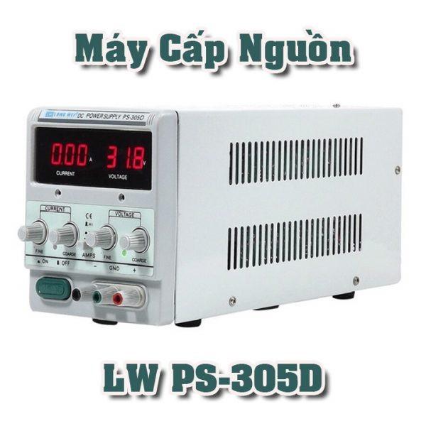 [HCM]LW PS-305D máy cấp nguồn 30V 5A dùng sửa Laptop Macbook Điện thoại Máy tính bảng