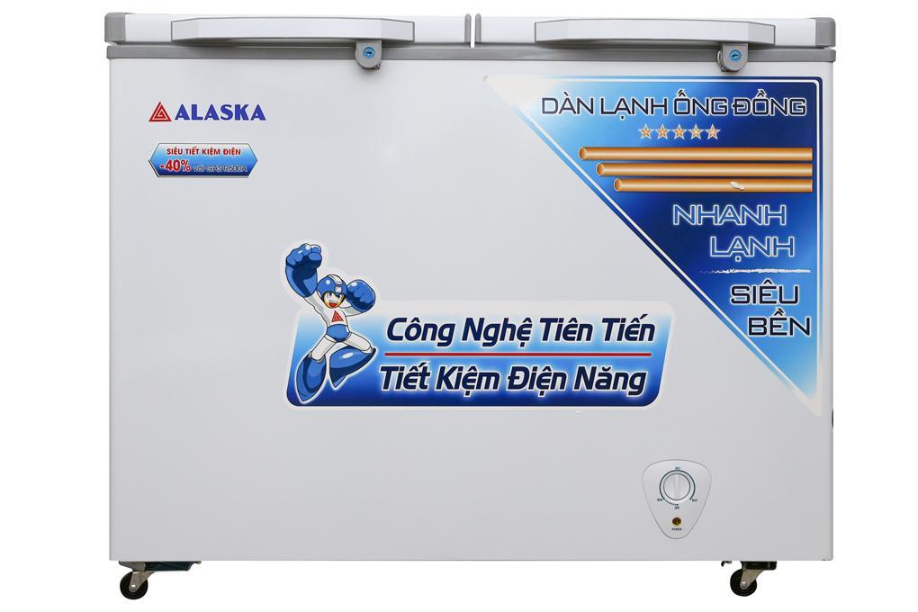 Giá Tủ đông Alaska 350 lít BCD-3568C