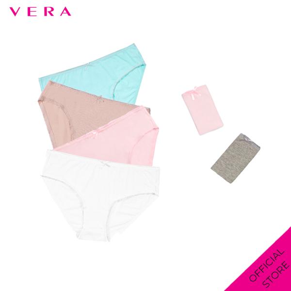 Nơi bán Combo 06 quần lót nữ cotton VERA 7166