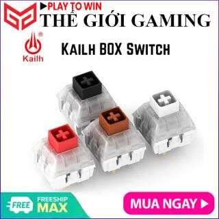 Kailh Box Switch Cơ Bản Dành Cho Bàn Phím Cơ - Hãng phân phối chính thức thumbnail