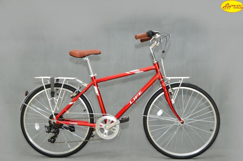 Phân phối Xe đạp cổ điển Life Lius