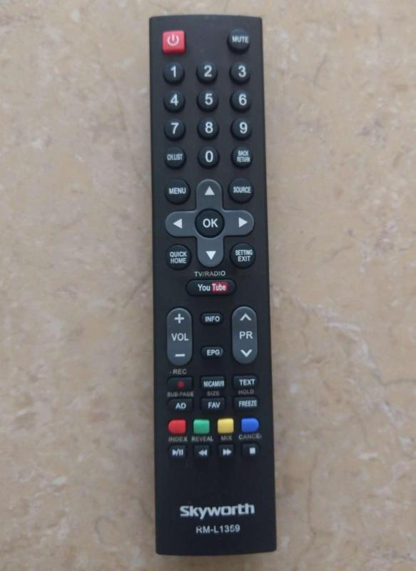 Điều khiển TV Skyworth smart