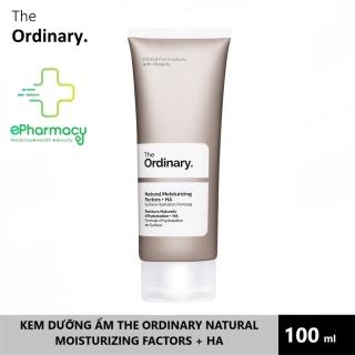 The Ordinary Natural Moisturizing Factors + HA - Kem Dưỡng Ẩm The Ordinary khóa ẩm mềm mịn da thumbnail