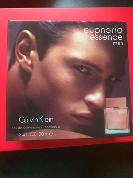 Nước hoa Nam Calvin Klein Euphoria Essence For Men - CK 100ml EDT ( hàng auth ) mua tại Mỹ.