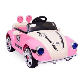 Ô tô điện cho bé gái HELLO KITTY có điều khiển từ xa, 2 chế độ tự lái và điểu khiển thumbnail