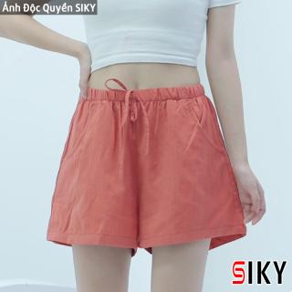 Quần short đũi, quần shorts nữ - Siky thumbnail