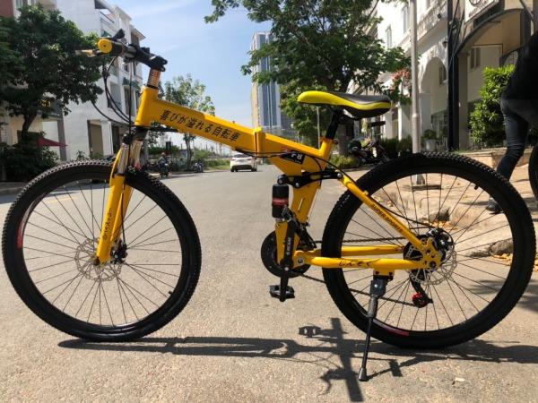 Bảng giá Xe đạp gấp xuất Nhật hiệu Ruiton