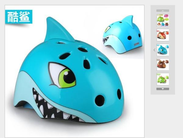 Giá bán Mũ bảo hiểm trẻ em CORSA hình con cá Mập