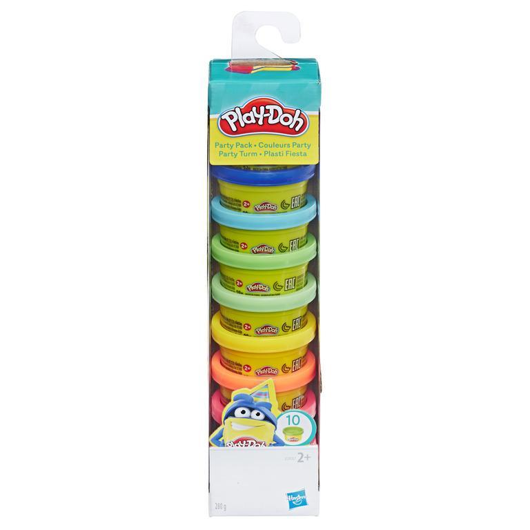 Giá Cực Tốt Để Sắm Bộ đồ Chơi ống đất Nặn 10 Màu Play-Doh