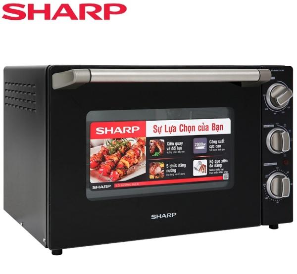 Lò nướng Sharp EO-B46RCSV-BK 46 lít