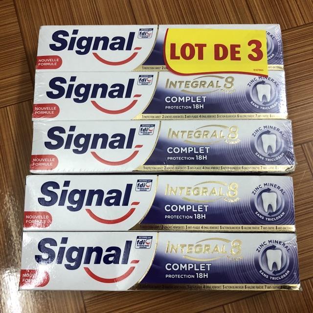 Kem đánh răng Signal - Bảo vệ toàn diện Complet Protection - Hàng Pháp