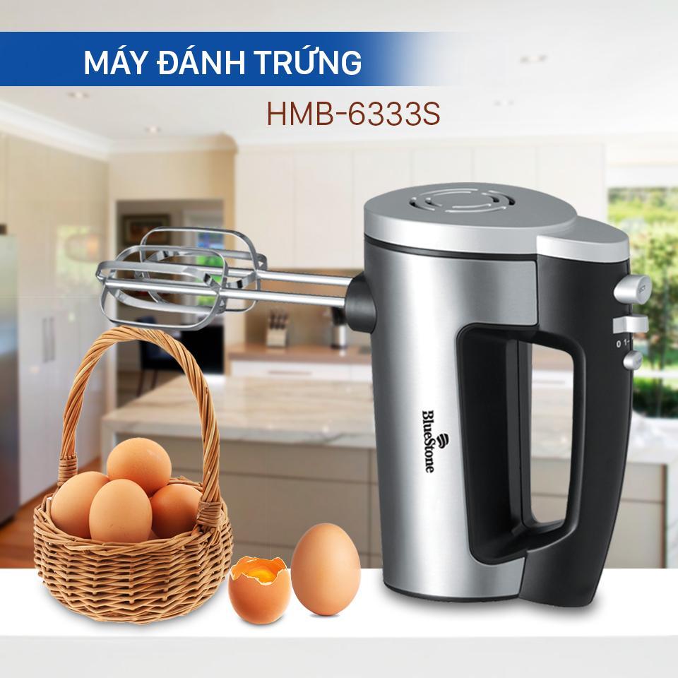 Máy đánh trứng cầm tay, Máy Đánh Trứng Bluestone HMB-6333S. Máy Đánh Trứng Nhào Bột Cầm Tay Đa năng Bluestone HMB-6333S, Chất Lượng Tốt, Dễ Sử Dụng, Giảm Giá Cực Sốc 50%.