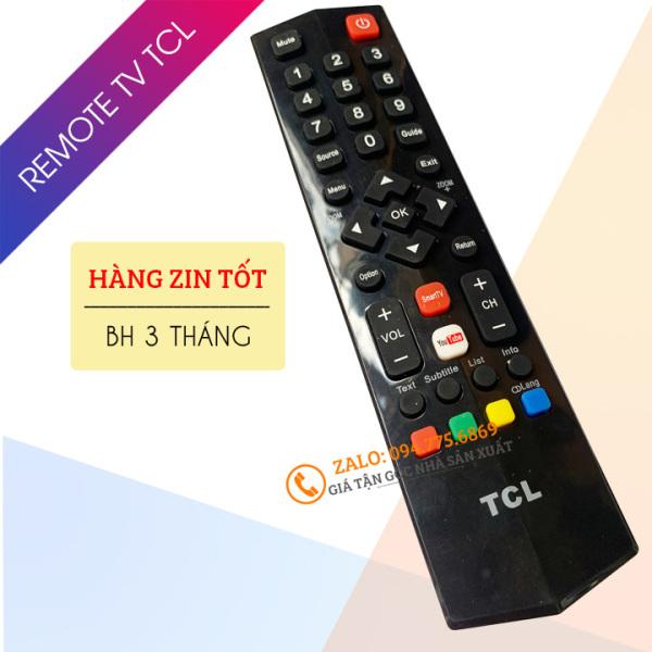 Bảng giá [ Hàng Zin Tốt ] Điều Khiển Tivi TCL Smart Tivi - Remote Tivi TCL Tương Thích Tất Cả Các Loại Tivi