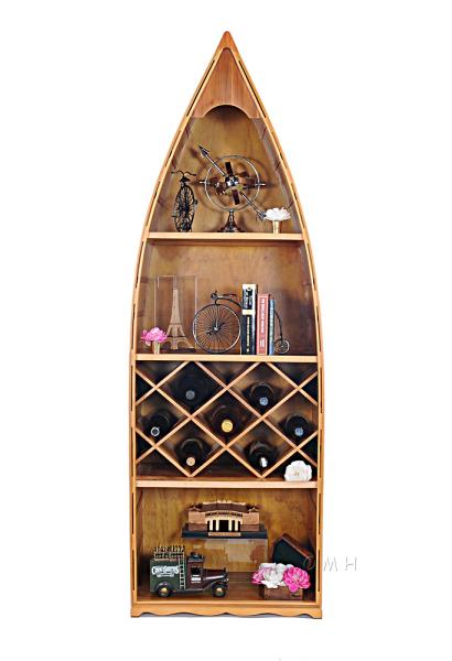 Kệ rượu Canoe (Ca nô) OMH K085