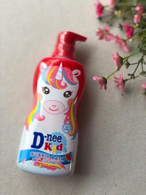 Sữa Tắm Gội Dnee Kid Hình Thú Cho Bé 400ml Nhập Khẩu Thái Lan Giá Siêu Rẻ