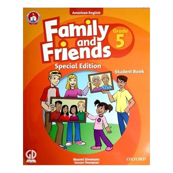 Family And Friends Special Edition 5 - Student Book
