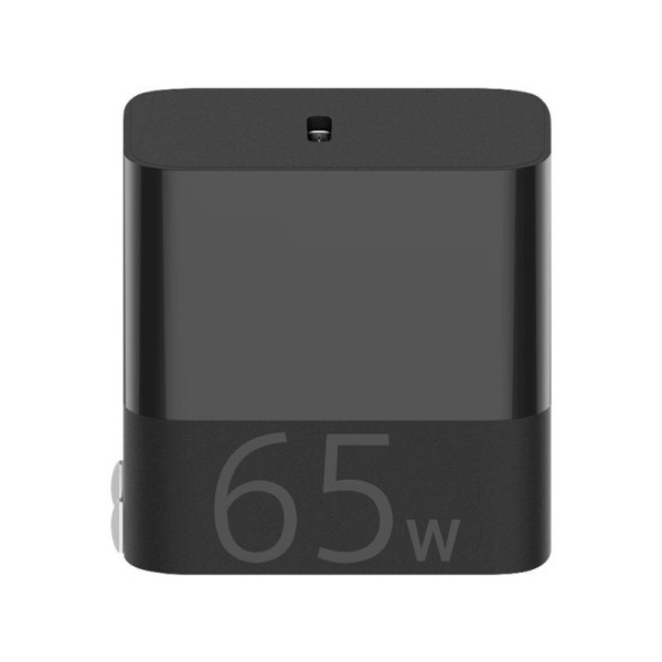 Cốc sạc nhanh Xiaomi ZMI HA712 l Output PD Type-C 65W (Max) l Hỗ trợ sạc Laptop Macbook iPad l Đen l HÀNG CHÍNH HÃNG