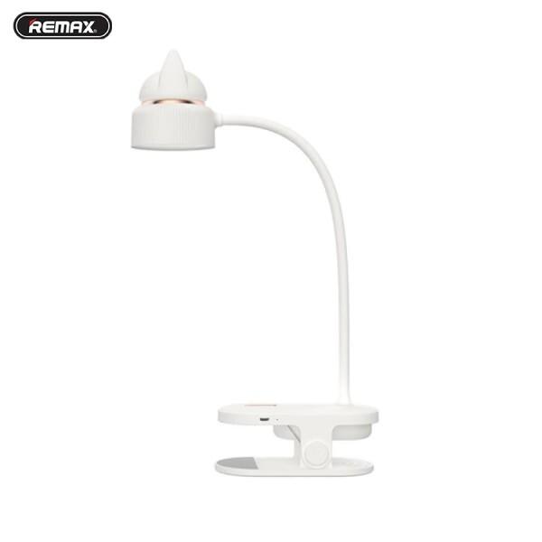 [BigSale] Đèn Led Kẹp Bàn Tích Điện Remax RTE535, Đèn Kẹp Bàn Chống Cận Cho Bé Và Người Lớn