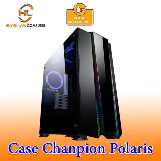 Thùng máy tính Case Chanpion Polaris 2103 thích hợp với mọi loại main - Tặng Kèm 1 Fan thumbnail