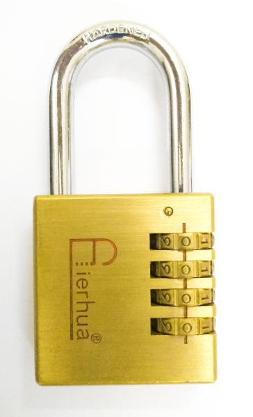 Ổ khóa mã số đồng nguyên khối 60mm Aierhua (Có thể thay đổi mã khóa)