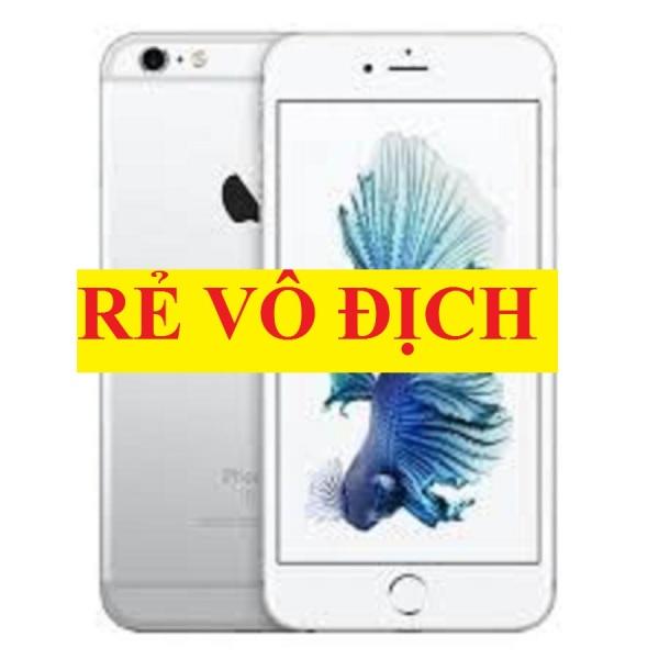 điện thoại Iphone6S Plus bản Quốc Tế CHÍNH HÃNG, màn hình 5.5inch, vân tay nhạy, chiến PUBG/LIÊN QUÂN mượt