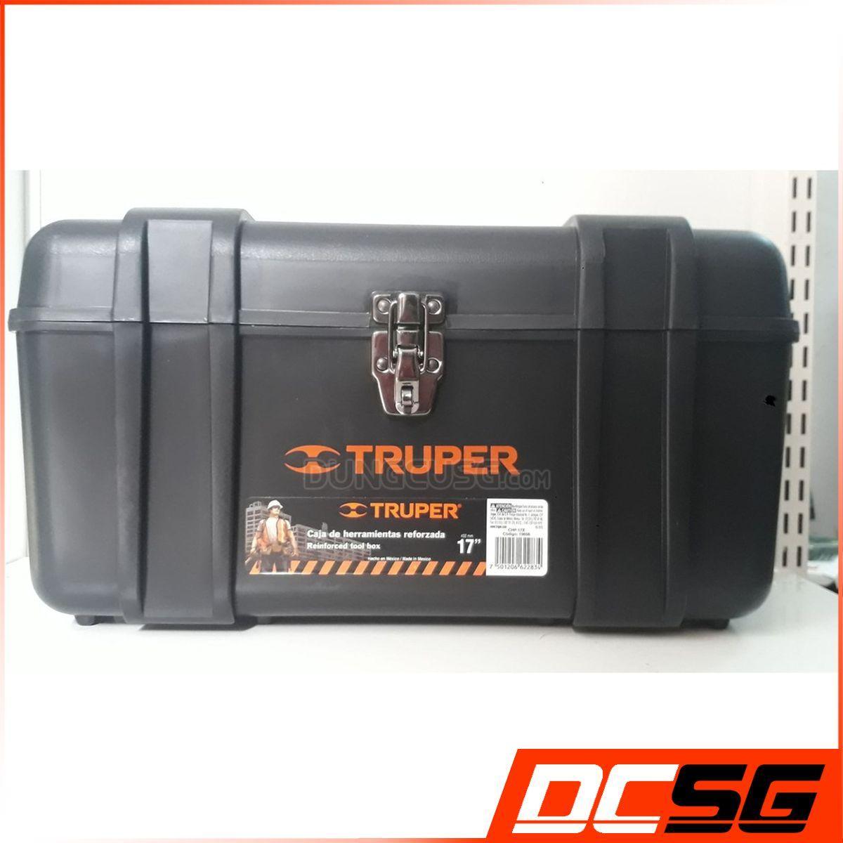 Thùng đồ nghề 17inch Truper 19656 [DCSG]