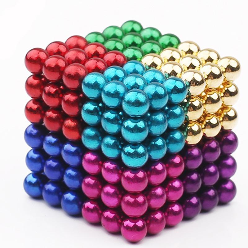 Bi Nam Châm Tròn - Bucky Ball 5mm (216 Viên, 8 Màu), Bi Nam Châm Tròn - Bucky Ball 5mm 8 Màu Giúp Tăng Khả Năng Tư Duy, Sáng Tạo, Bi Nam Châm, Khối Bi Tròn, Khối Bi Nam Châm Xếp Hình, Nam Cham, Bi Tron, Bi Tron Xep Hinh Đang Có Khuyến Mãi