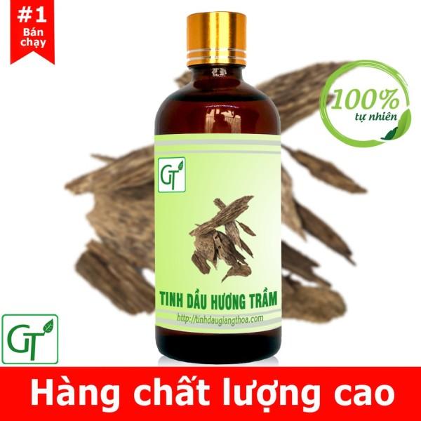 Tinh dầu Trầm Hương - Tinh Dầu Hương Trầm Ấn Độ Nguyên Chất Khử mùi, Hương thơm sang trọng, Thơm lâu