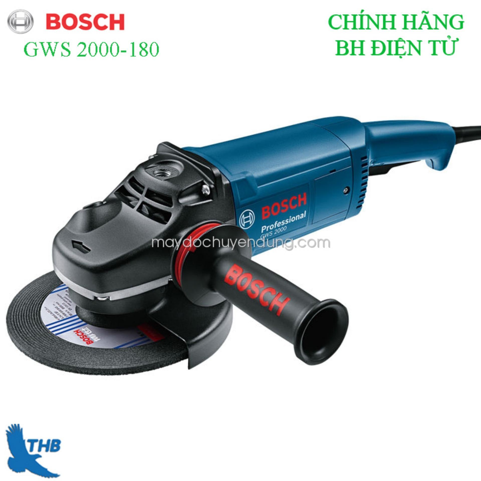 Máy mài góc lớn Bosch GWS 2000-180