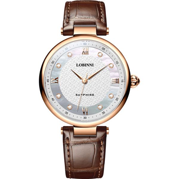 Đồng hồ nữ chính hãng Lobinni No.2004-2
